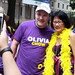 Olivia Chow at WorldPride 2014 by Alex Guibord