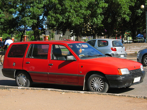 Opel Kadett 1.4 GL Caravan 1988