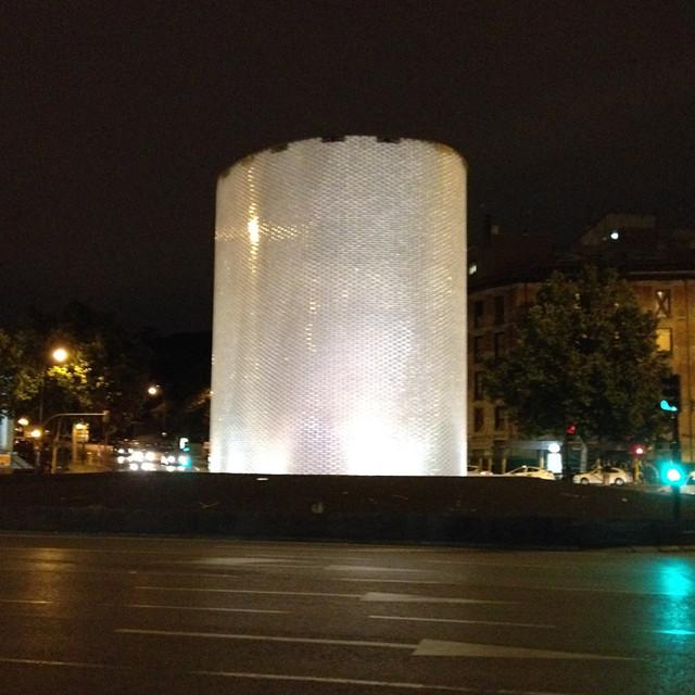 阿托查火车站311事件遇难者纪念碑