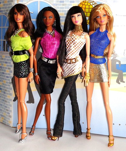 Barbie And Friends My Version Of Barbie And Her Friends