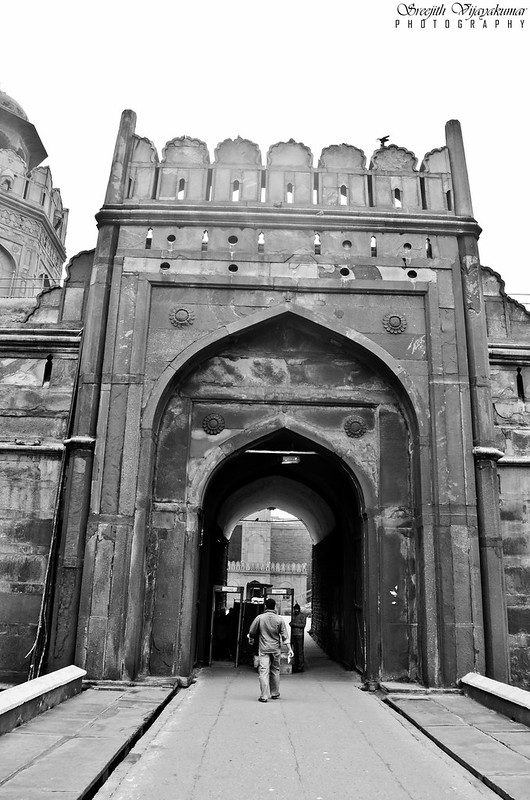 Lahori Gate, Red Fort, Delhi