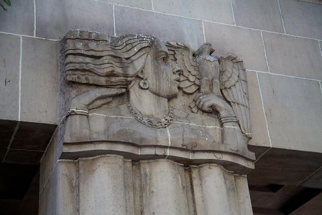 deco bas relief flickr photo