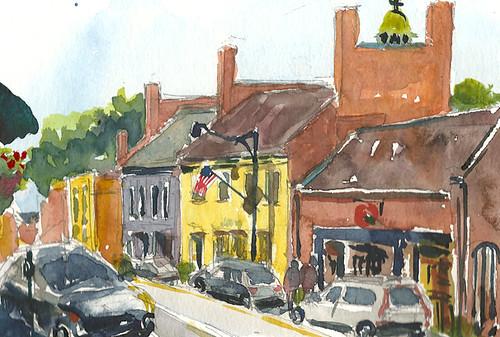 Main Street, Concord, Massachusetts