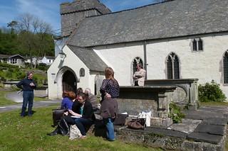 Llancarfan, Glamorgan