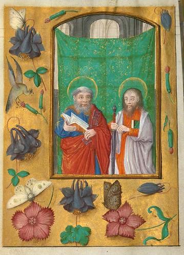 017-Libro de horas de Aussem-Art Walters Museum Ms. W.437