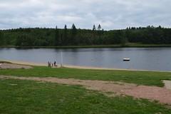 Lake of St Mathieu - Photo of Champagnac-la-Rivière
