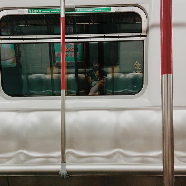 MTR selfie