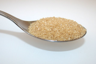 08 - Zutat Rohrzucker / Ingredient cane sugar
