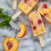Small photo of Peach Sangria Popsicles | Annie's Eats