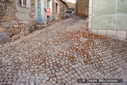 21 - провинция Португалии - маленькие города, посёлки, деревушки округа Каштелу Бранку