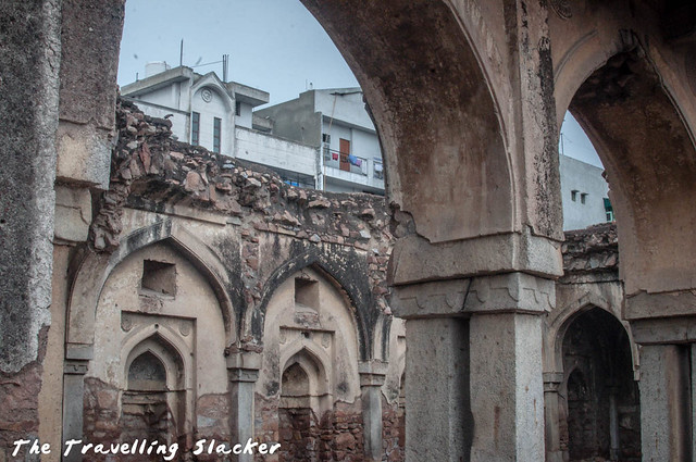 Begumpur Masjid (8)