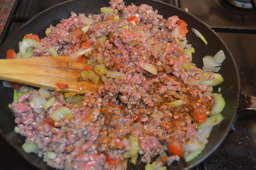 03-Add mince, seasonings and stock 003