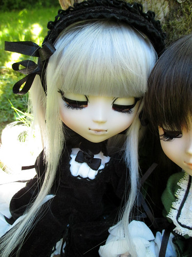 Peaceful day ~ Suigintou