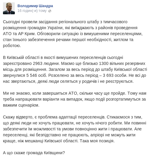 Володимир Шандра