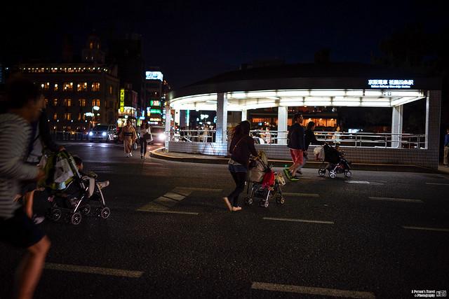 京阪電車 祇園四条站