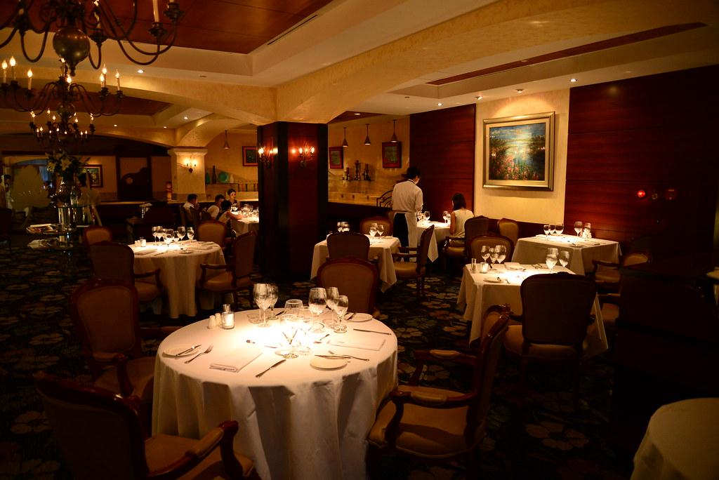歐華酒店地中海餐廳餐酒會