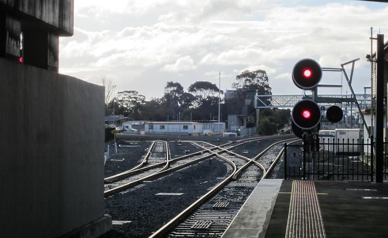 Junction at Sunshine station