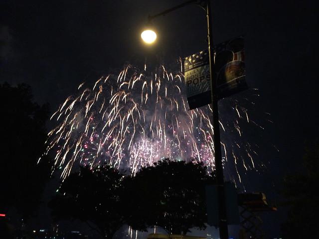 boston's fourth of july 2014