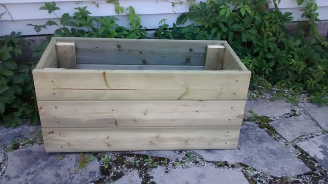 Quick and Dirty Planter