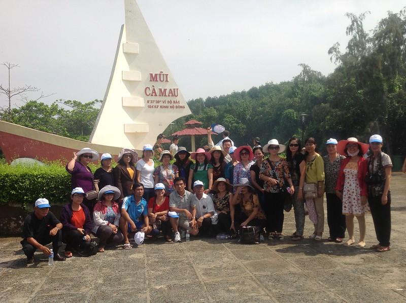 Chuyến Tham Quan Miền Tây – Côn Đảo Hè 2014