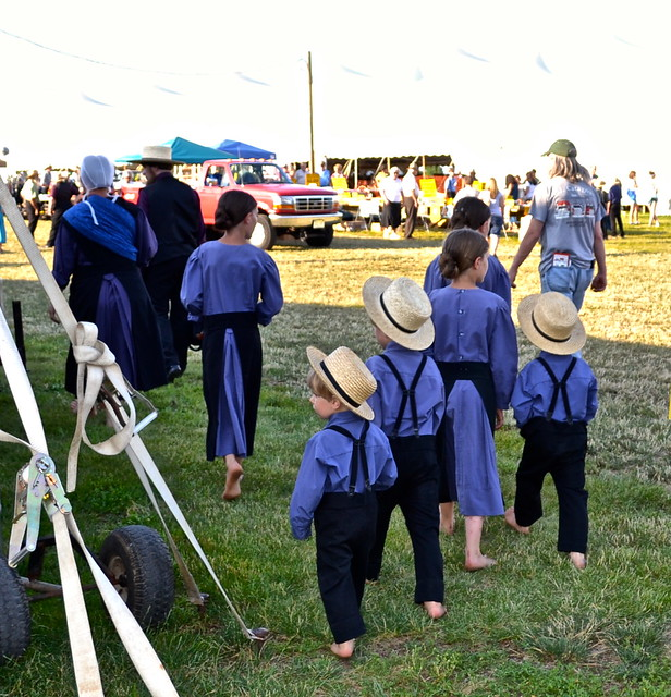 Essays about amish people