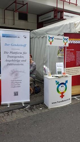 Gendertreff CSD Köln 2014 Transgender 002