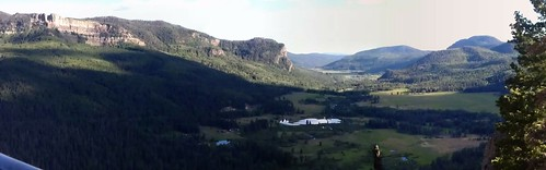 Colorado Pagosa Springs Overlook