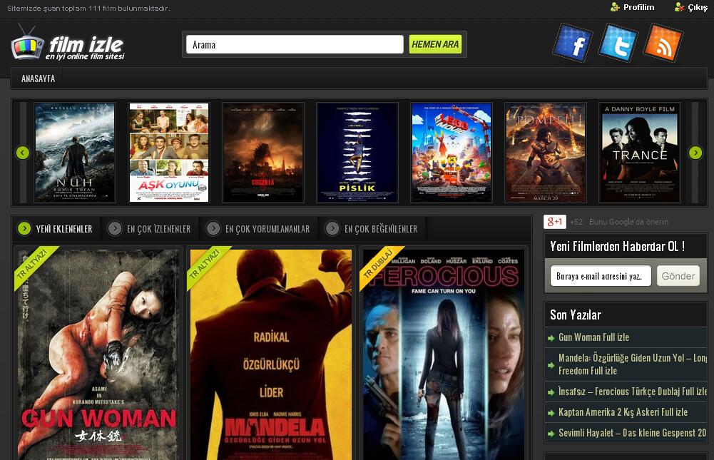 Film Izlemek Için En Iyi Site