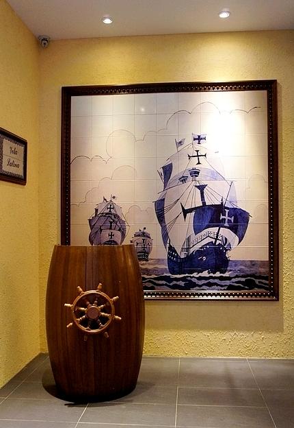 東區美食新帆船餐廳02