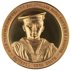 John Travers Cornwell medal 1918