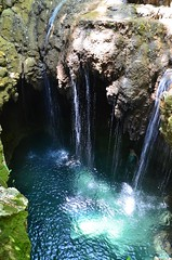 Waterfall Hole Monkey - Cachoeira Buraco do Macaco