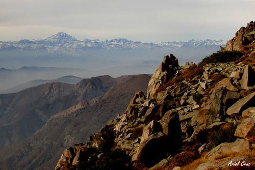 Cerro El Roble - Cordillera de la Costa - Monte Aconcagua