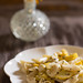 Zucchini and Mint Pesto Pasta