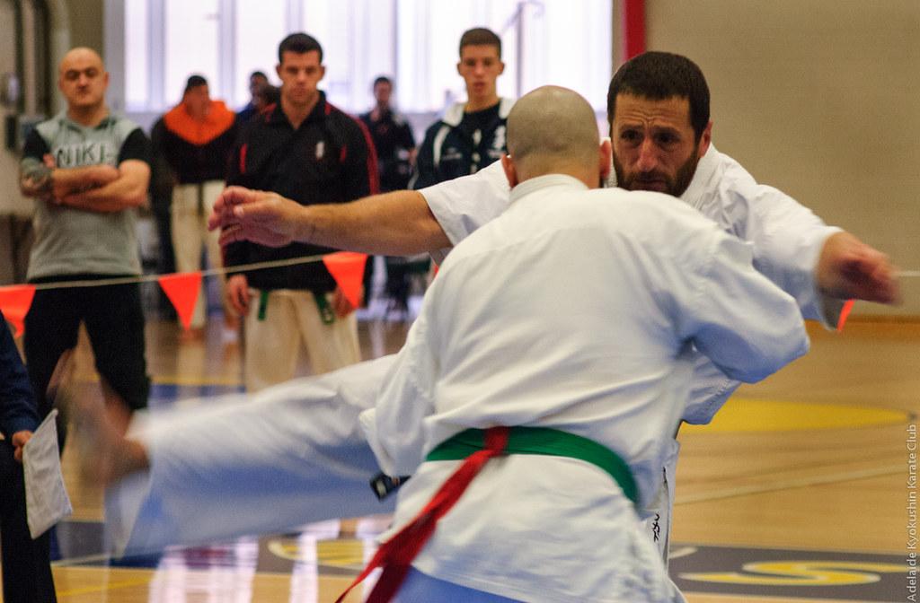 Australian Kyokushin Tournament 2014-9