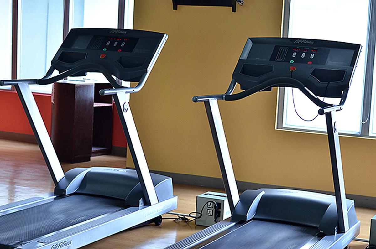 Trice Nagusara Gym 1