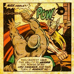 """NAY, varlet!"" #Thor #comics #comicbooks"