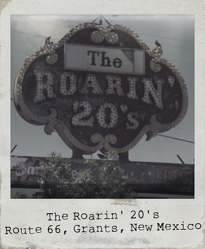 The Roarin' 20's - Route 66, Grants, New Mexico