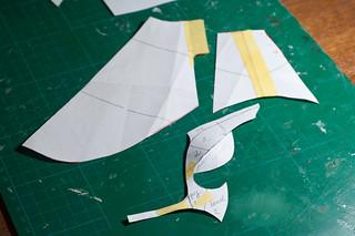 Skirt & vest pattern