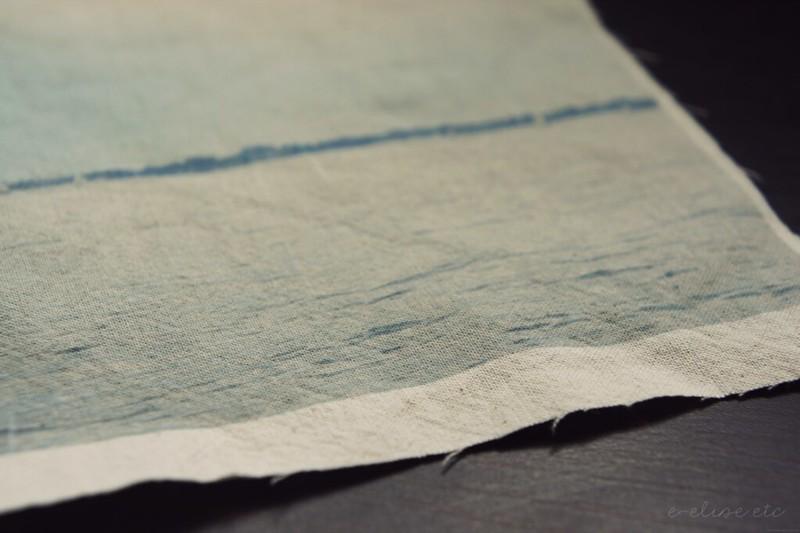 printing onto fabric