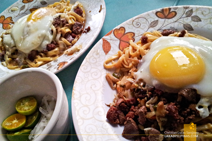 Jonash's Pancit Batil Patong in Quezon City