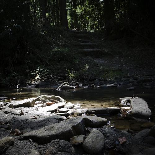 Cross Step Creek, Yoroukeikoku, Chiba