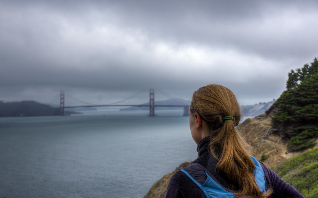 Golden Gate Gaze