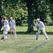 Shaw VS Startford Annual Cricket Match NOTL 2014 by Terry Babij-46