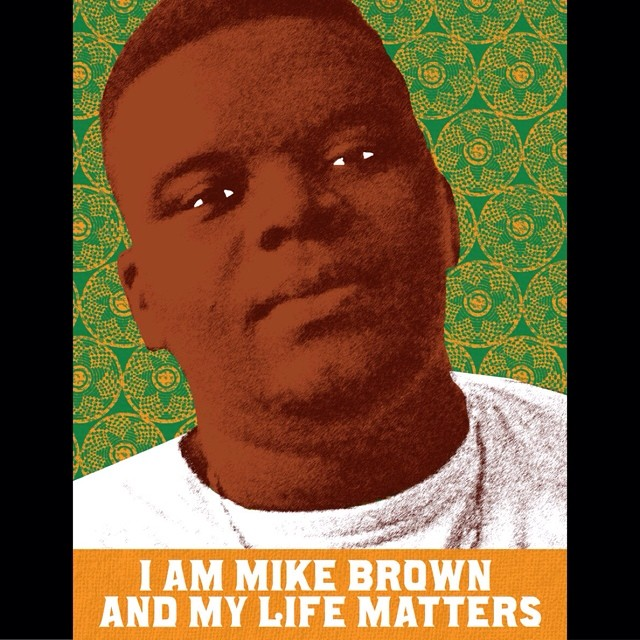 Mike Brown, a recent high school gradutate, was on his way to visit his grandmother in Ferguson, Missouri when he was shot to death police. He was unarmed.   We live in societies that increasingly ramp up their militarized police forces for the purpose of from Flickr via Wylio