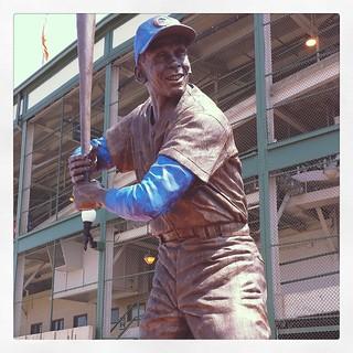 """""""Mr. Cub"""" Ernie Banks"""