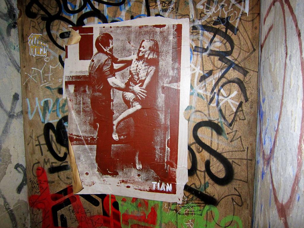 paste up | tian | berlin