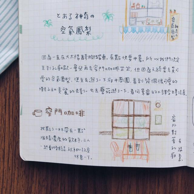 201405-台南之旅手帳018