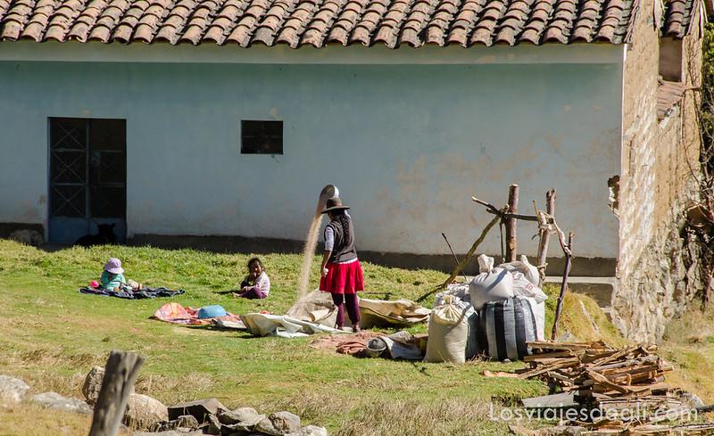 Comunidad Humacchuco
