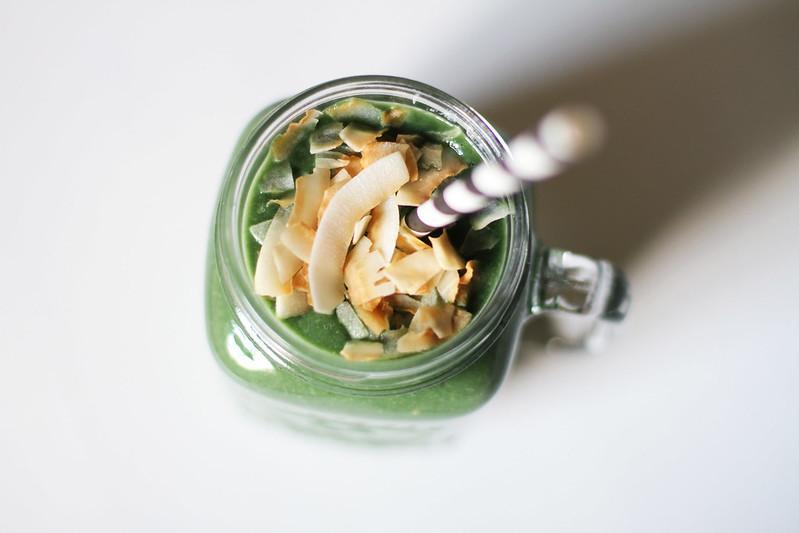 hello green smoothie!
