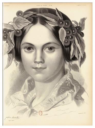 018-Album de l'École de dessin. Journal des jeunes artistes et des amateurs-1851-61-Gallica BNF